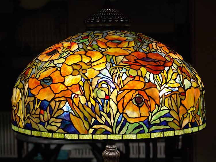 News on Tiffany lamp making: Designs of Tiffany Studios ...